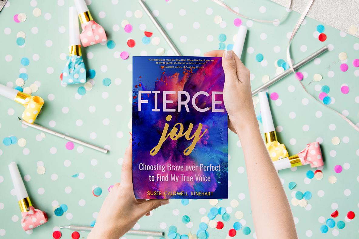 Fierce Joy Book Launch